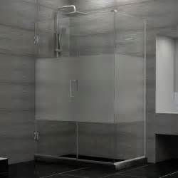 decorating half bathroom ideas 15 decorative glass shower doors designs for a bathroom