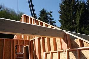Ossature Bois Maison : la maison ossature bois et ses avantages annonces france ~ Melissatoandfro.com Idées de Décoration