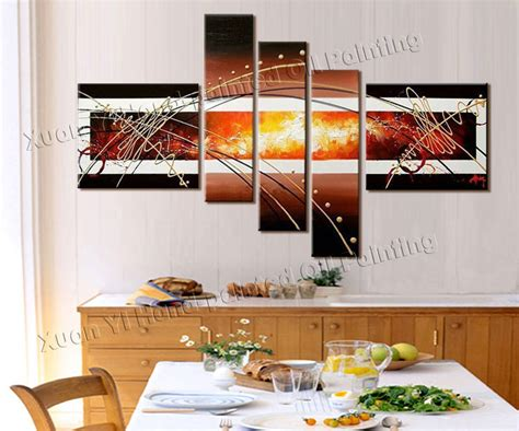 Home Interior Wall Groupings : Buy High Quality Hand Painted Group