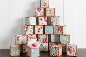Advent Pocket Calendar Christmas