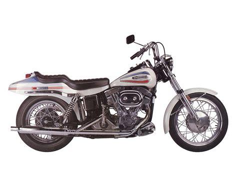 Harley-davidson Fx (1971)