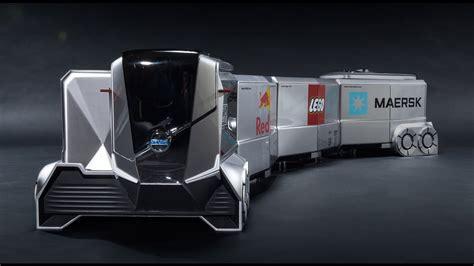 future volvo autonomous trailer  youtube