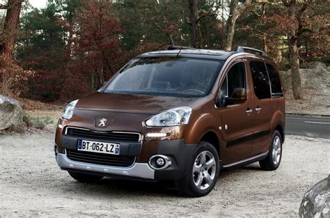 Peugeot Tepee by Peugeot Partner Tepee Review 2017 Autocar
