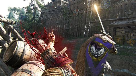 berserker thinks  highlander forhonor