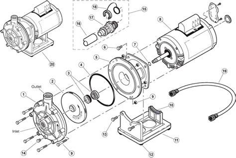 Polaris Booster Pump Parts And Accessories- Partswarehouse