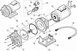 Polaris Booster Pump Parts And Accessories