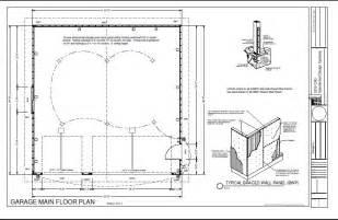 cabin floor plans with loft 24 x 30 bernard building