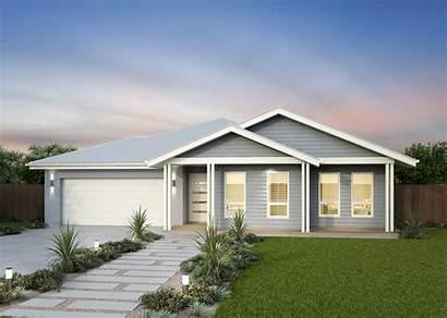 Hamptons Hampton Homes Designs Facade Australia Facades