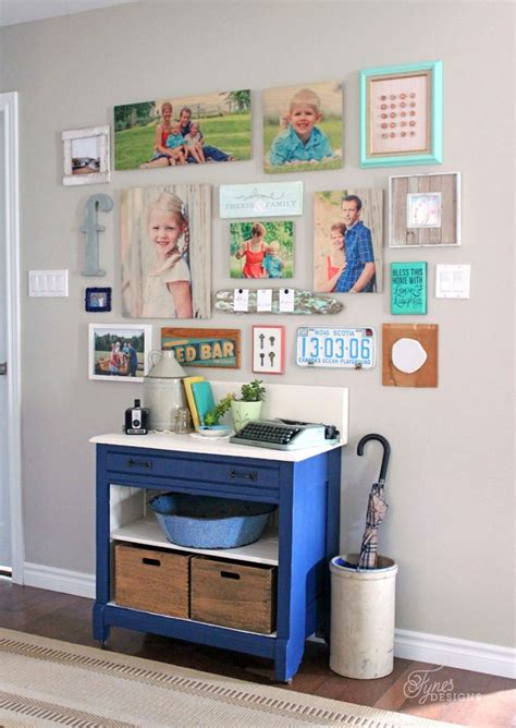 tool wall template make an easy gallery wall with shutterfly design a wall