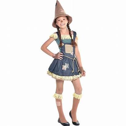 Scarecrow Wizard Costume Oz Costumes Party Partycity
