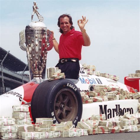 indy  champion emerson fittipaldi reportedly