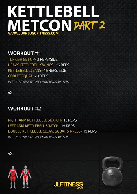 metcon kettlebell workout workouts wod training hiit loss cardio weight kettlebells body circuit fitness conditioning snatch weights fat exercise exercises