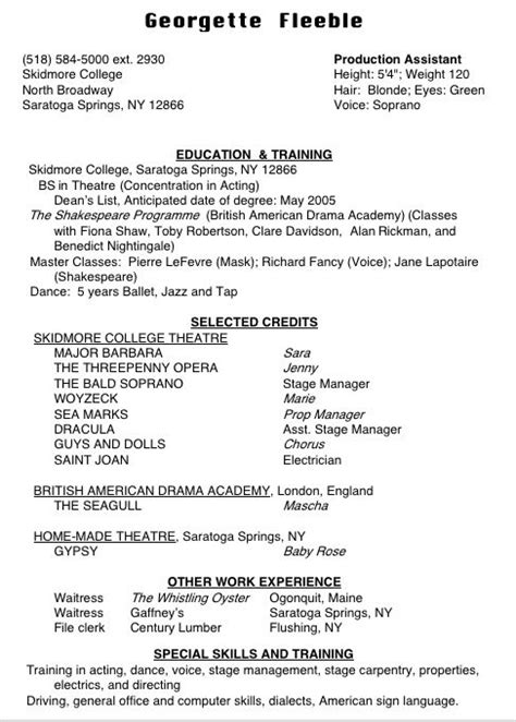 talent resume template best 25 acting resume template ideas on 25019 | 3dd41069ef36b9e069b5dd451964631b acting resume template sample resume