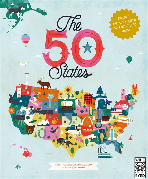 Using Maps To Learn The 50 States  Quarto Knows Blog