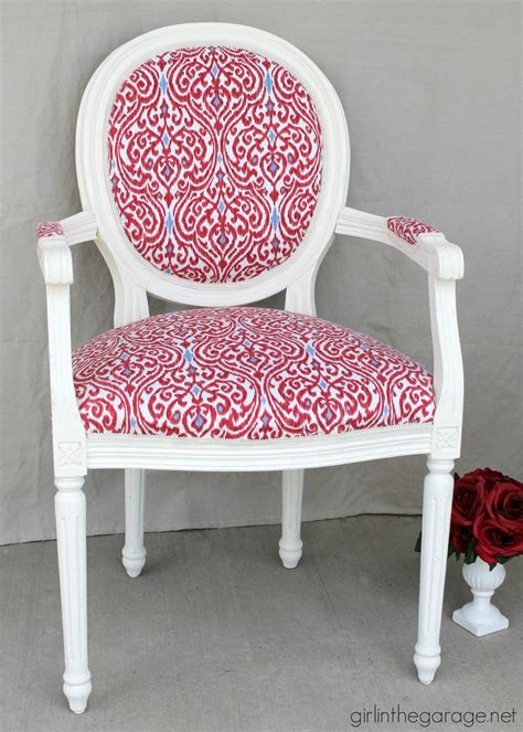 the anything but boring chair my big reupholstery