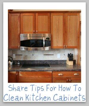 how to clean kitchen cabinet clean kitchen cabinets with these tips and hints 7213