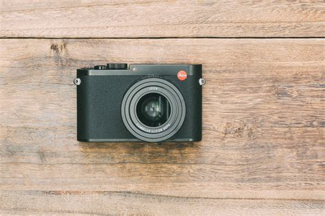 Compact Frame Digital by On With The Leica Q Leica S Fixed Lens
