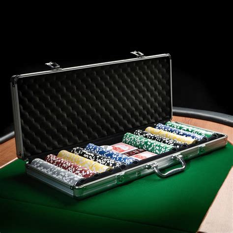 poker table and chips set las vegas poker chips set 500 pcs 11 5g poker sets from