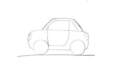 disegnare una macchina disegni facili da copiare