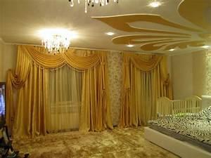 Rideaux Salon Decoration : deco rideau salon marocain ~ Preciouscoupons.com Idées de Décoration