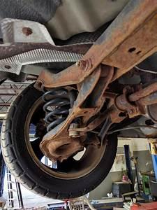 2005 Zx4 Rust On Rear Axle