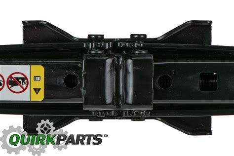 Dodge Dart Scissors Spare Tire Jack Lift Mopar