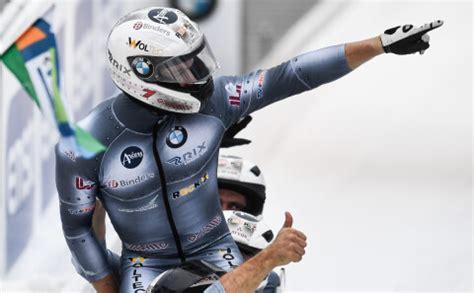 Ķibermaņa ekipāža izcīna Eiropas sudraba medaļu bobslejā ...
