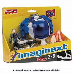 Imaginext Space Feature Assortment Case - Fisher-Price ...