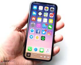 the iphone 8 it looks like the iphone 8 will be even sleeker than we