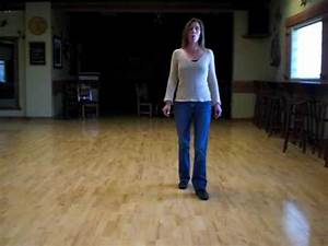 Bootscootin Boogie Line Dance Beginner video with Liz