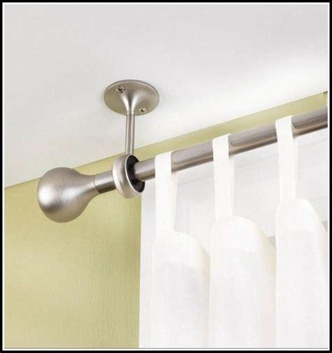ceiling mount drapery rod brackets best 20 ceiling mount curtain rods ideas on
