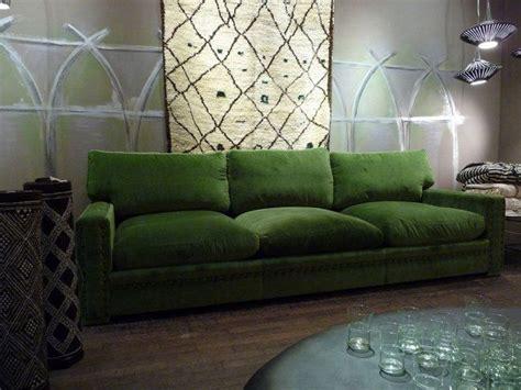 canap velours vert 17 meilleures idées à propos de sofa en velours sur