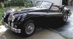 1957 Jaguar Xk140 - Pictures