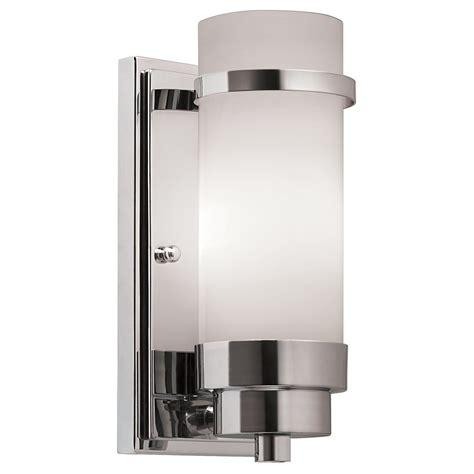 bathroom sconces wall lights chrome wall sconce industrial