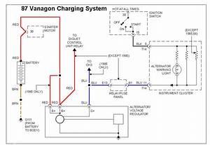 Electrics Wiring Alternator - Vw Forum
