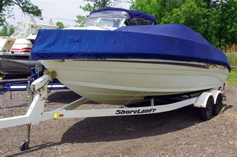 Boat Trailer Rental Rochester Ny by 1998 21 21 Foot 1998 Motor Boat In Rochester Ny