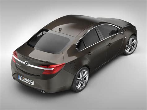 Opel Car Models by Opel Insignia 2014 3d Model Max Obj 3ds Fbx C4d Ma Mb