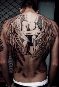 Fashion Buster: Angel Tattoos for Men
