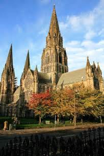 St. Mary's Cathedral Edinburgh Scotland