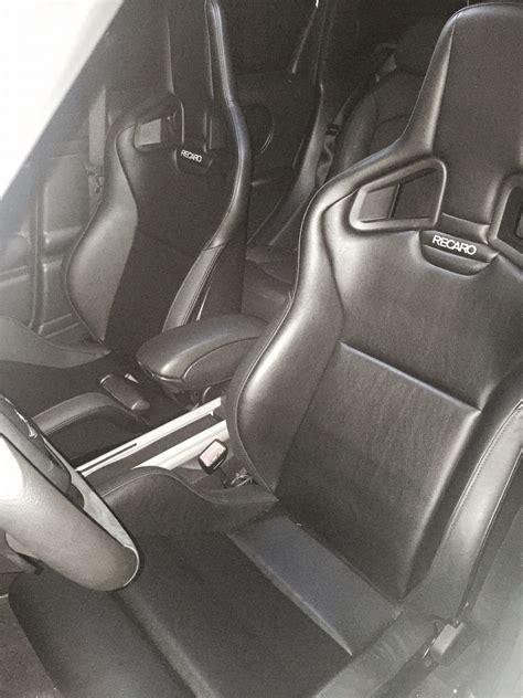siege recaro mini jcw mini jcw recaro sport seats in r60 motoring