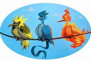 Review: The Legendary Birds of Kanto - Smogon University