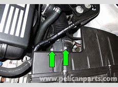 BMW E90 Mass Air Flow Sensor Replacement E91, E92, E93