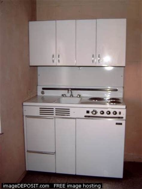 all in one kitchen sink and stove 1961 stove fridge cabinet sink today s craigslist find