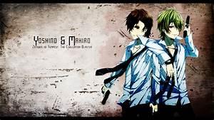 Zetsuen no Tempest - Yoshino and Mahiro Wallpaper by ...