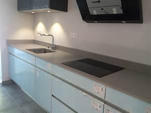 photos de plans de travail de cuisine en quartz et granit With plan de travail en quartz pour cuisine