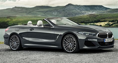 Bmw Drops The Top On The All-new 8-series Convertible