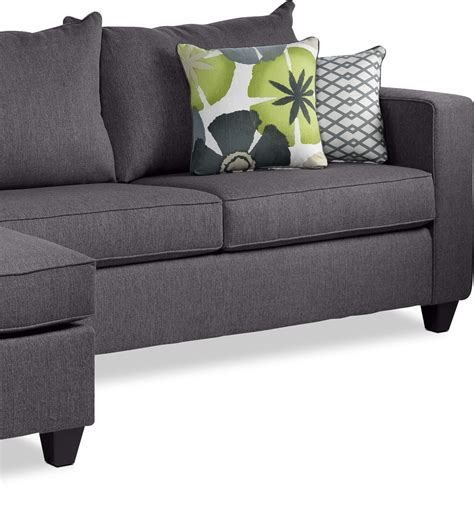 full sleeper sofa with chaise halley 2 piece full sofa bed sectional with left facing