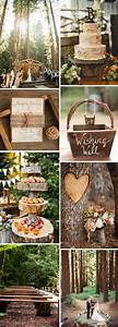 40 Inspiring Ideas to Have a Dreamy Woodland Wedding ...