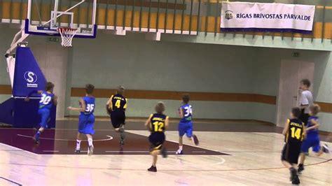 Krtistians 4 numurs. Basketbols - YouTube