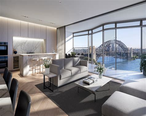 Living Room L Sydney by Updates Cbre Residential Projects Sydney Melbourne